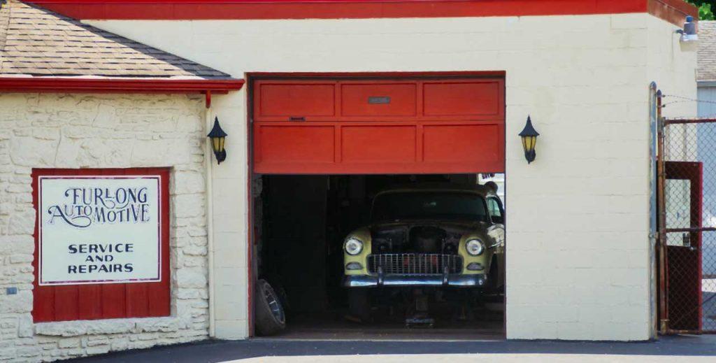 image d'une  porte de garage